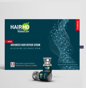 HairMD Transplant Clinical Advanced Series Producs