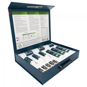 HairMD Clinical Advanced Hair Repair Exclusive Set - Strong, healthy and fast growing hair